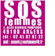 Logo SOS Femmes 49