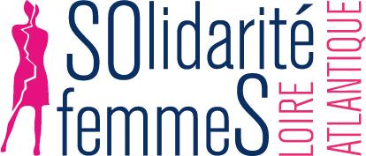 logo SOlidarité femmeS Loire Atlantique