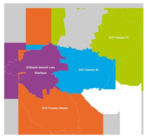 Réseau SOS femmes Pays de la Loire